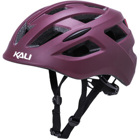 Kali Central Fietshelm, matte purple